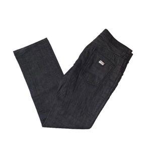 Dolce & Gabbana Black Jeans Designer Pants 46 (10)